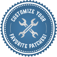 Customize Your Favorite Patches